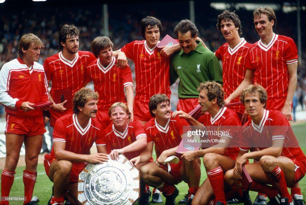 FA Charity Shield 1982 : ニュース写真