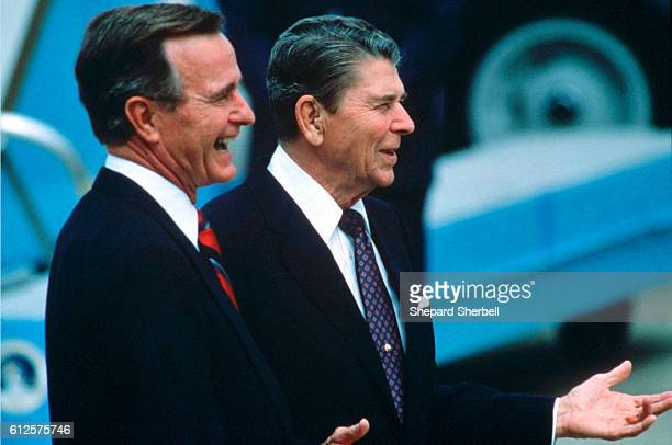Born the son of a shoe salesman in small-town Illinois, Ronald Reagan moved from being an actor to governor of California, to the 40th President of...