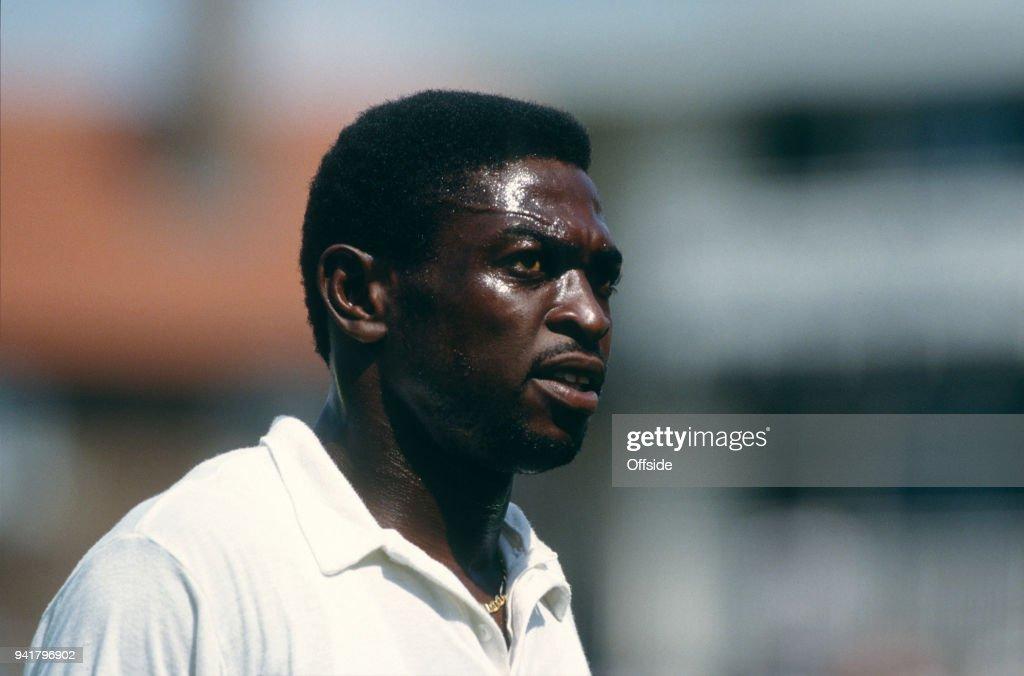 08 August 1991 Kennington Oval, Cricket Test Match - England v West Indies - Patrick Patterson