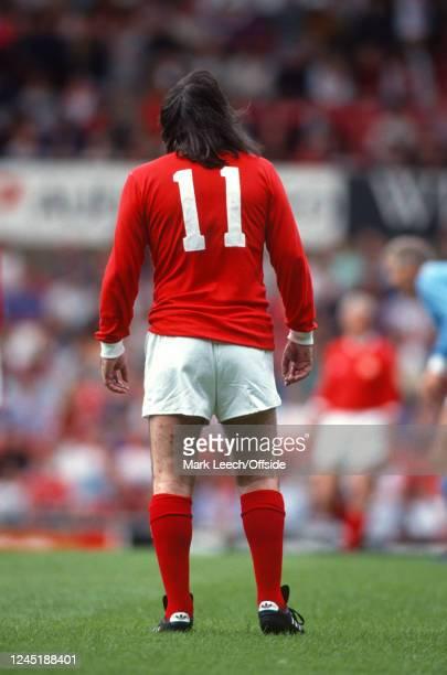 August 1991 - Sir Matt Busby Testimonial - Manchester United v Ireland - George Best -
