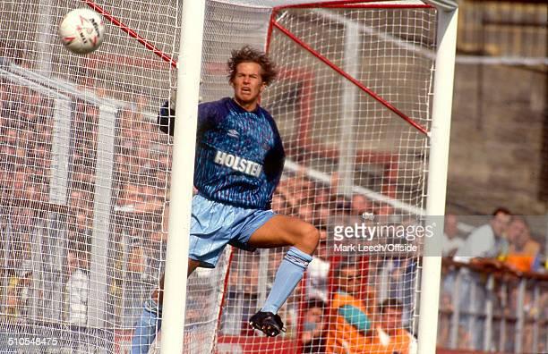 15 August 1992 Premier League Tottenham goalkeeper Ian Walker