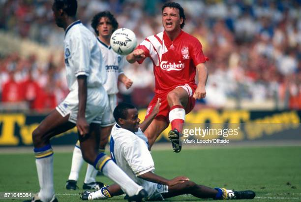 FA Charity Shield Leeds United v Liverpool Paul Stewart of Liverpool