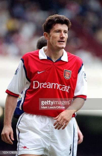 22 August 1999 Premiership Football Arsenal v Manchester United Davor Suker of Arsenal