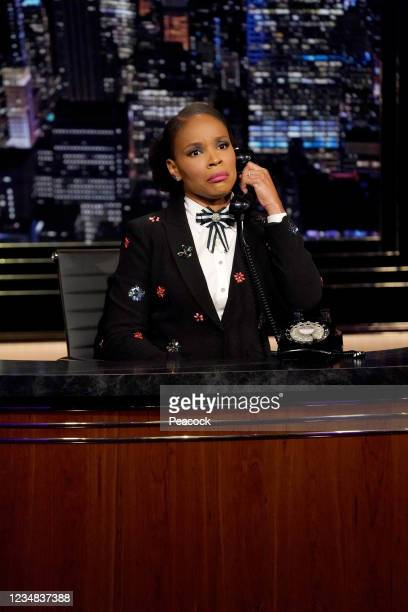 """August 20, 2021"""" Episode 132 -- Pictured: Amber Ruffin --"""