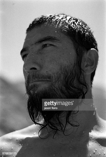 A Chinese Talib prisoner of war in Northern Afghanistan Photo by Jason Florio/Corbis Sygma   Location Panshir Valley Afghanistan