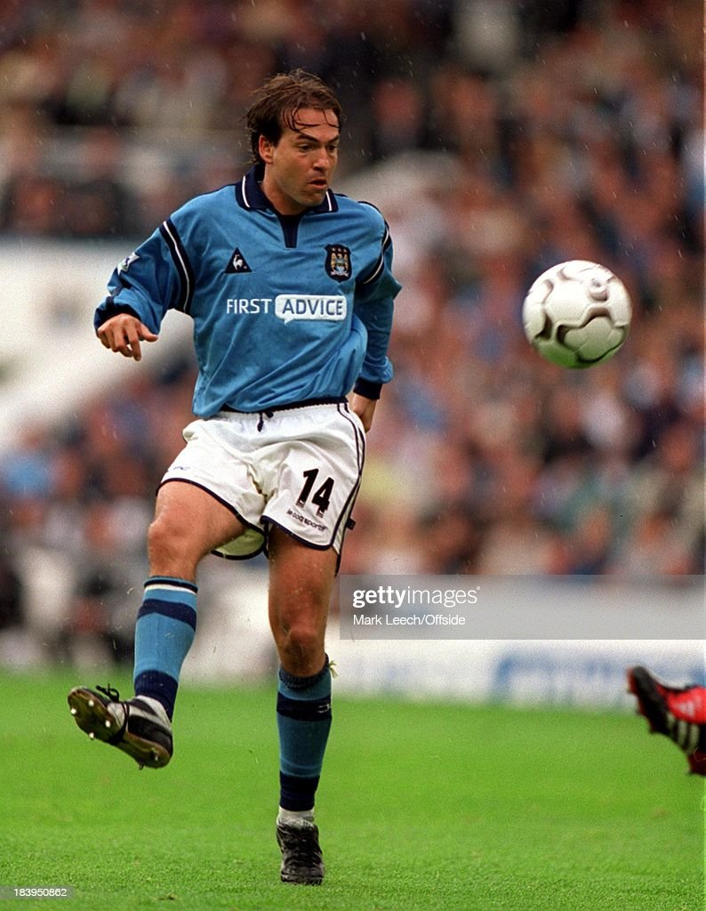 Footballer Eyal Berkovic : News Photo