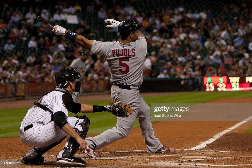 MLB BASEBALL: AUG 31 Cardinals at Astros : News Photo