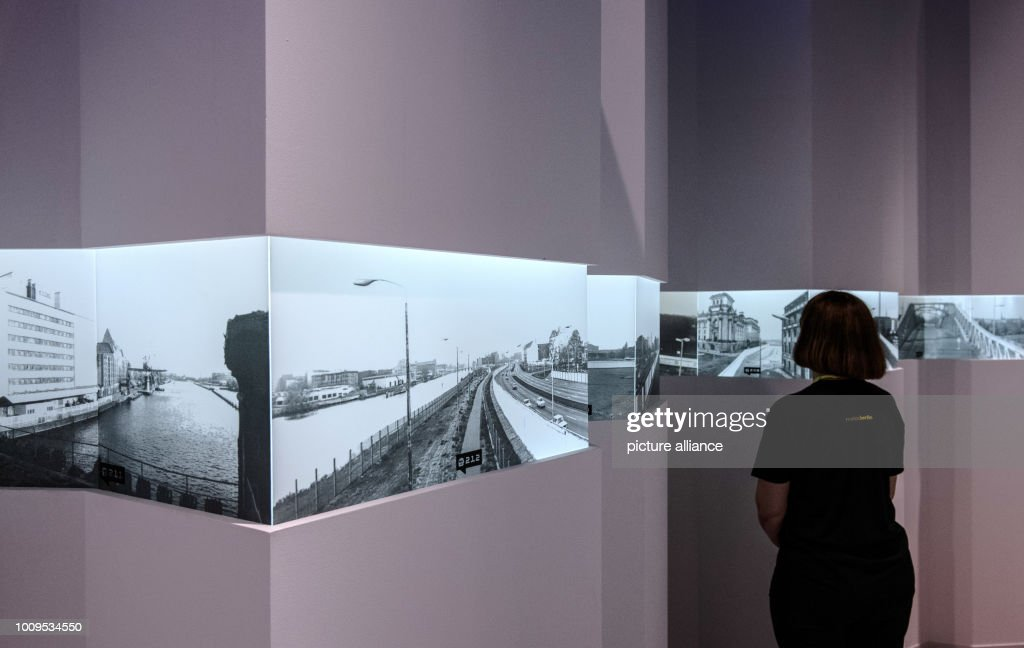 New Multimedia Exhibition Nineties Berlin Pictures Getty Images