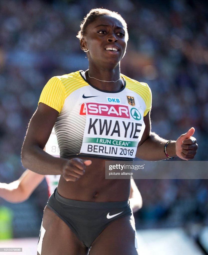 European Championships - Leichtathletik : News Photo
