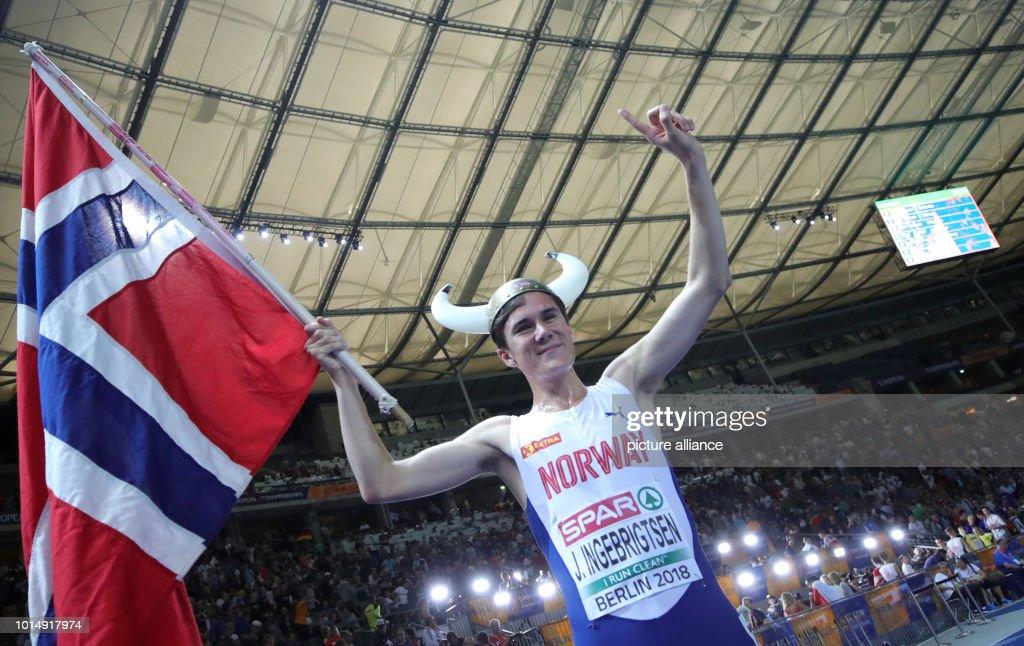 European Athletics Championships : News Photo