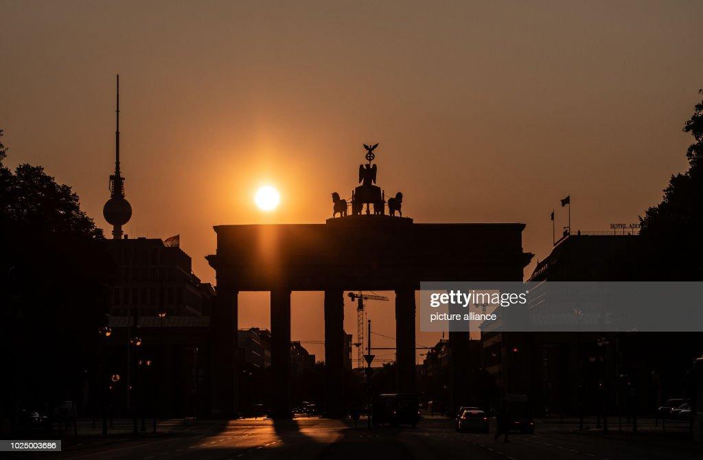 Weather in Berlin : News Photo