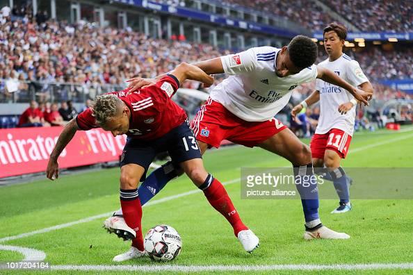 Hamburger Sv Vs Bayern Munich