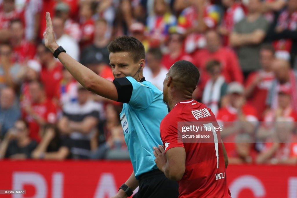Mainz Stuttgart Bundesliga