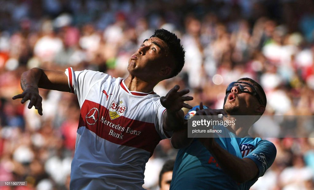 Vfb Stuttgart Vs Atletico Madrid Pictures Getty Images