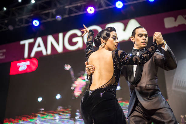 ARG: Tango World Championships In Buenos Aires