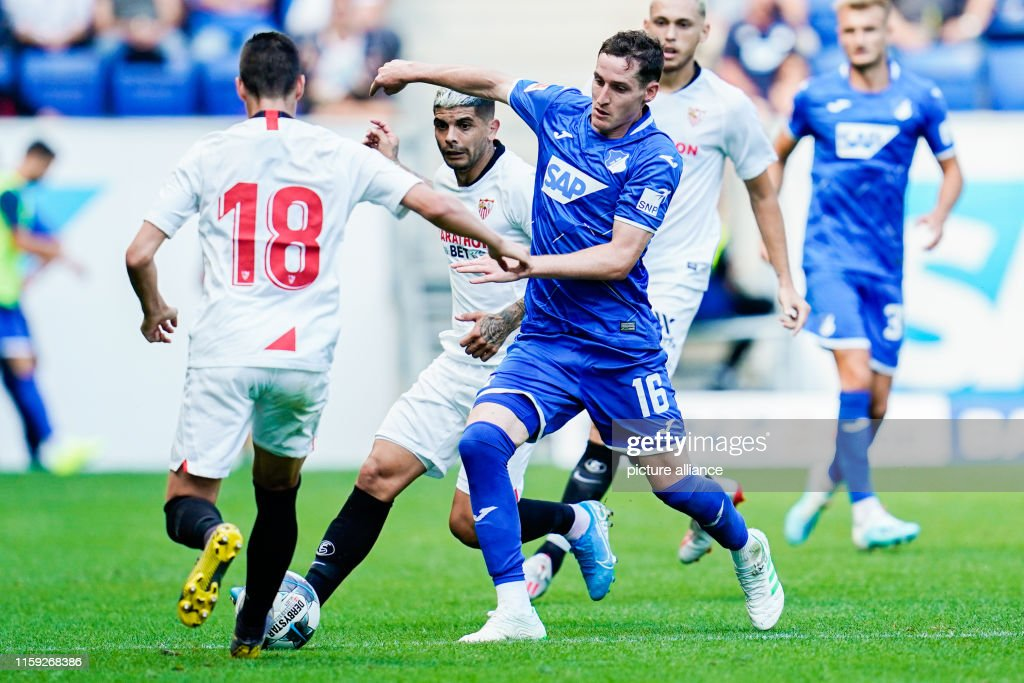 1899 Hoffenheim - FC Sevilla : News Photo