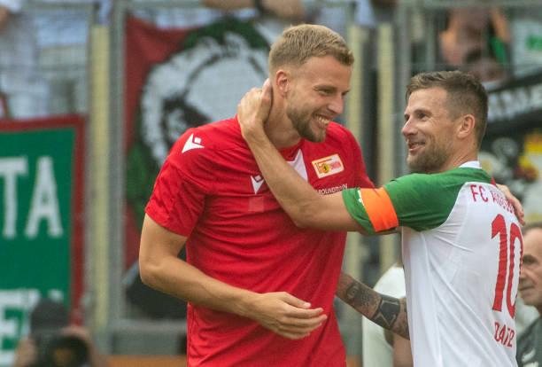 DEU: Bundesliga FC Augsburg - 1st FC Union Berlin