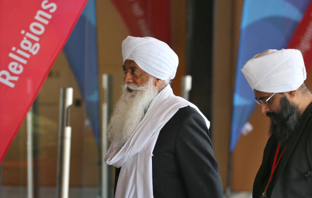 DEU: 10th World Conference Of Religions For Peace