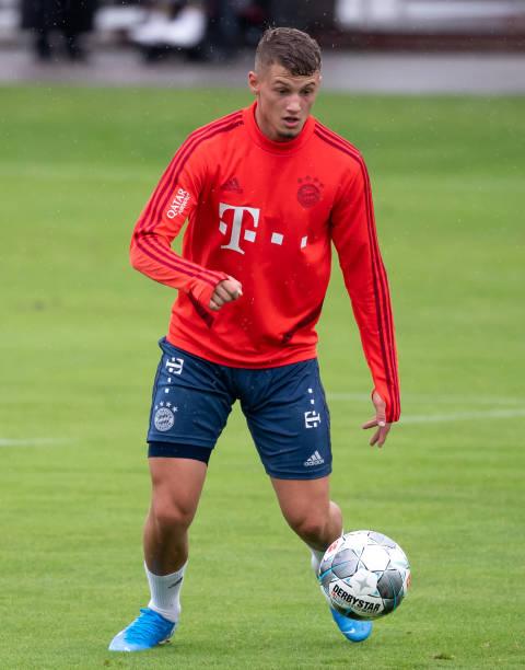 DEU: Training FC Bayern Munich