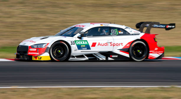 DEU: DTM Lausitzring - Qualifying 2nd Race