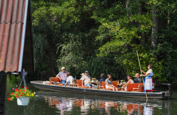 DEU: Summer In The Spreewald