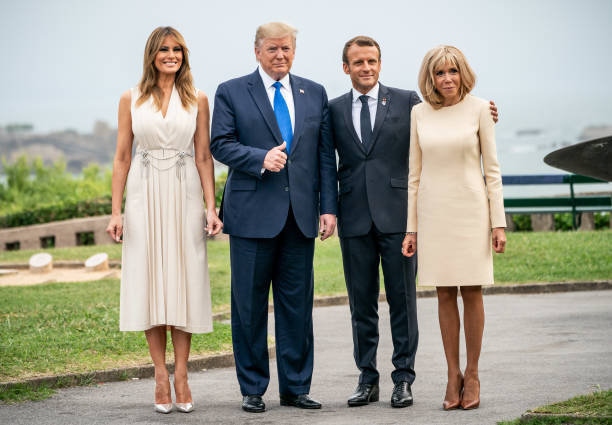 FRA: G7 Summit In France - Day One