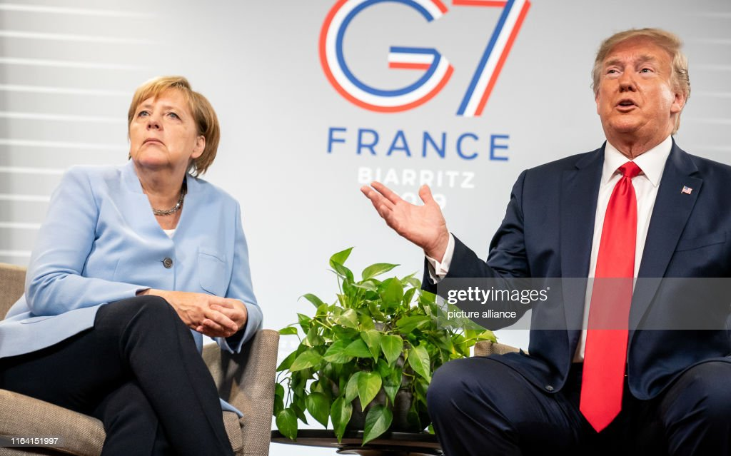 G7 Summit in France : News Photo