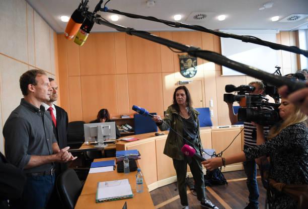DEU: Trial Against Entrepreneur Alexander Falk
