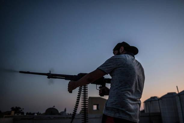 LBY: Conflict In Libya
