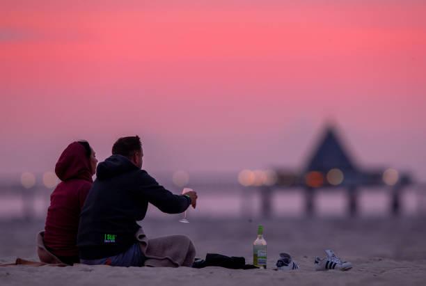 DEU: Evening Mood On Usedom Island