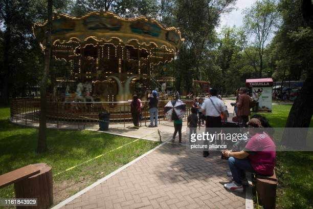 People walk through the Forest of Chapultepec In 2019 the World Urban Parks organization named this park the best Large International City Park The...