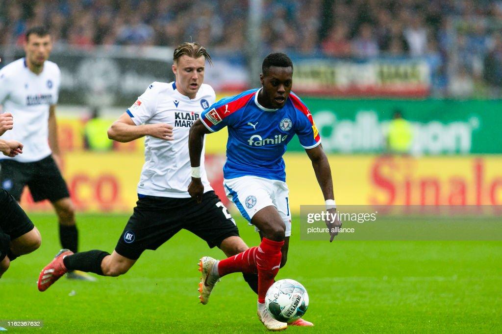 2nd Bundesliga Holstein Kiel Karlsruher Sc 3rd Matchday Holstein News Photo Getty Images