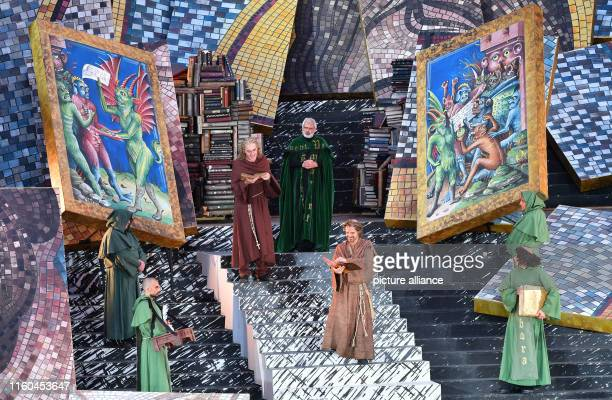 On the cathedral steps there will be rehearsals for the premiere of the musical The Name of the Rose based on the successful novel by Umberto Eco On...