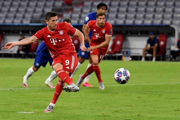 DEU: Champions League - FC Bayern Munich - FC Chelsea