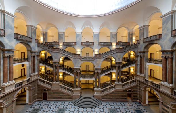 DEU: Palace Of Justice Munich