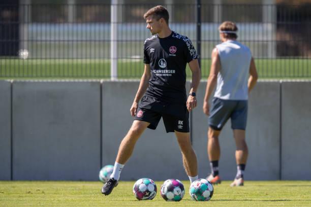 DEU: Training Start 1. FC Nuremberg