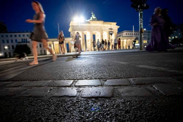 DEU: Construction Of The Berlin Wall Began 59 Years Ago