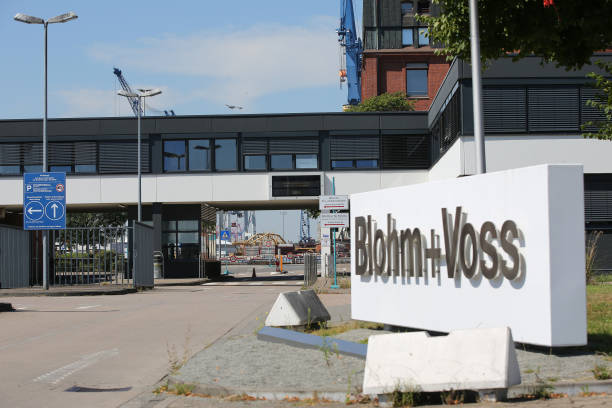 DEU: Corona Infections At Blohm+Voss Shipyard