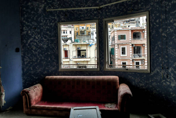 LBN: Damage In Beirut