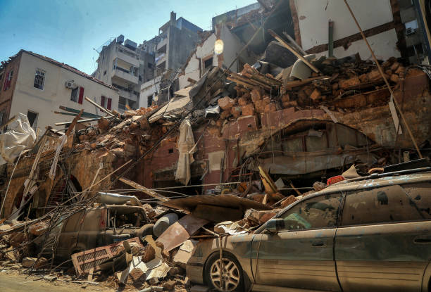 LBN: Aftermath Of Massive Explosion In Beirut