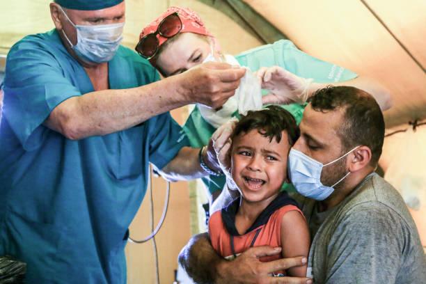 LBN: Russian Field Hospital In Beirut