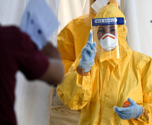 DEU: Coronavirus - Compulsory Testing After Return From High Risk Areas