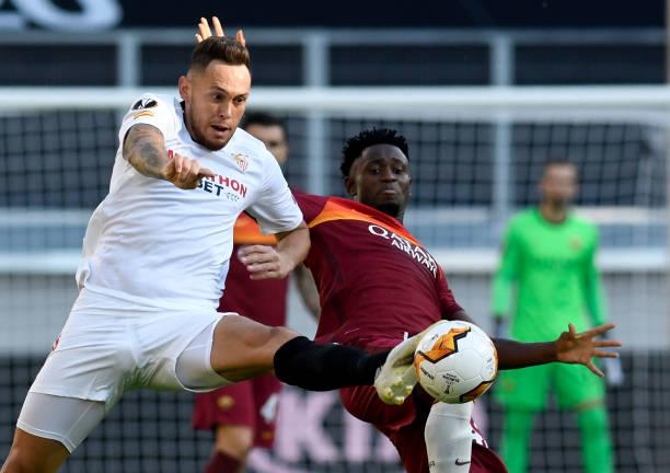 DEU: Europa League - Knockout Rounds Round Of Sixteen FC Sevilla - AS Rome