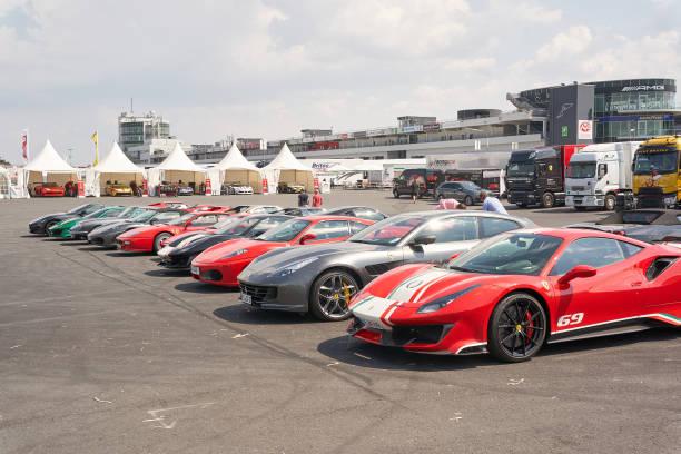 DEU: Oldtimer Grand Prix At The Nuerburgring