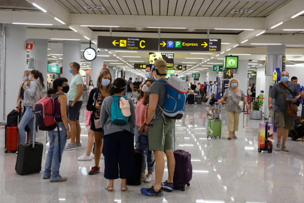 DEU: German Federal Foreign Office Warns Against Travel To Spain And Mallorca