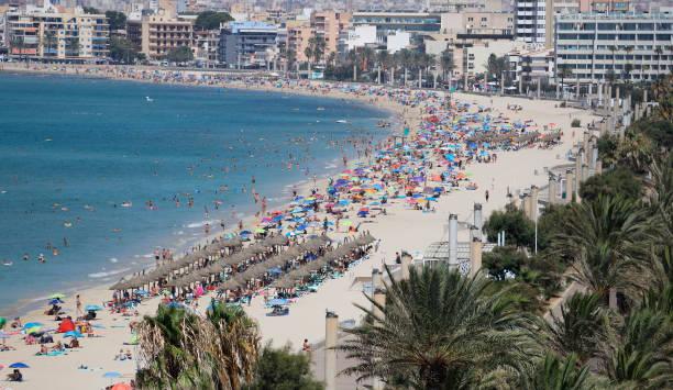 ESP: Mallorca - Risk Area Due To High Corona Numbers