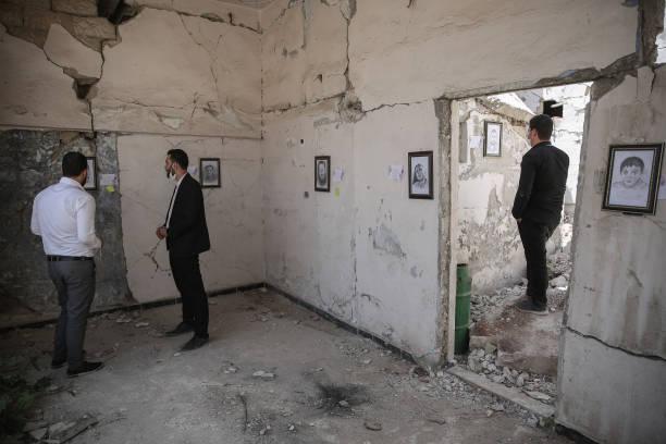 SYR: Drawing Exhibition In Idlib