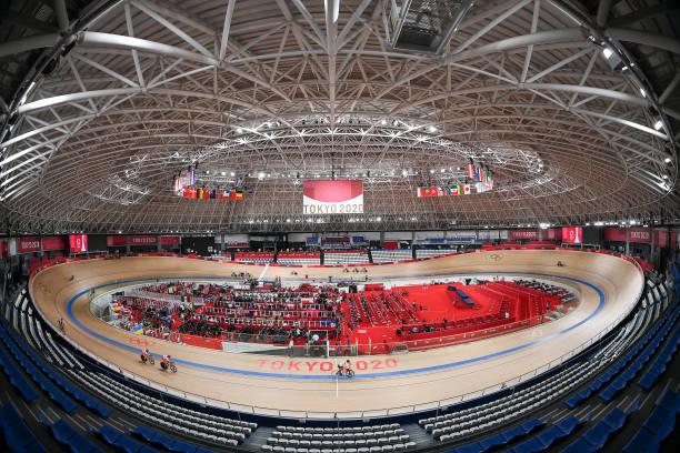 JPN: Tokyo 2020 - Cycling