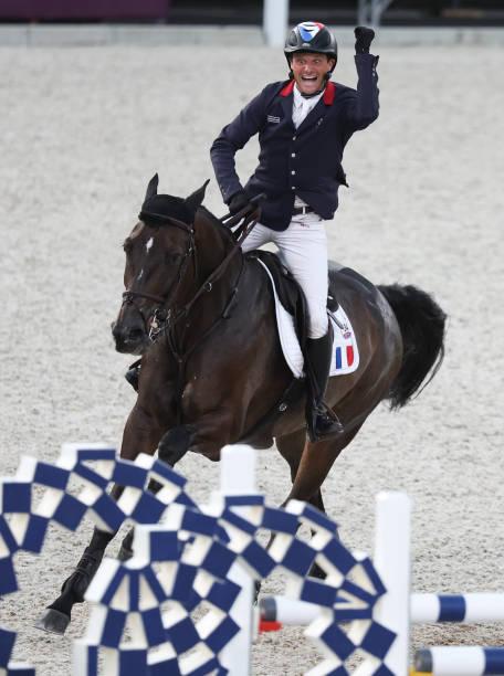 JPN: Tokyo 2020 - Equestrian Sports - Individual Show Jumping