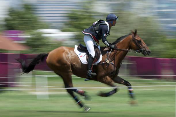 JPN: Tokyo 2020 - Equestrian Preliminary Cross Country